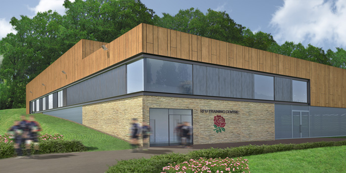 The Rfu Centre Use I Line Handmade Bricks By Mbh Plc