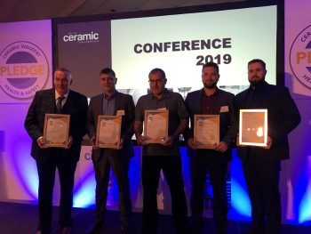 Multiple awards for Michelmersh at the Health & Safety Pledge Awards