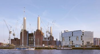 Bespoke brick blend for Battersea Power Station