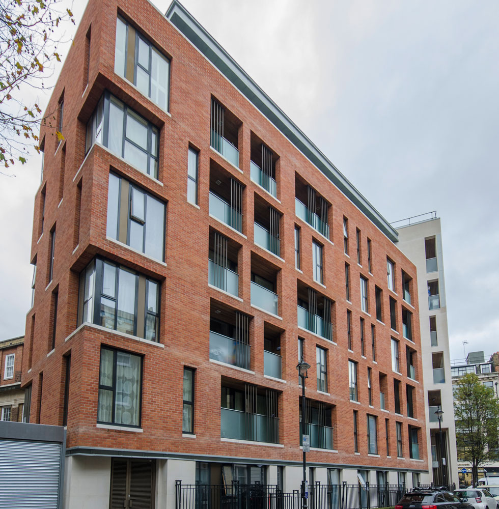 England Apartments: Henley Red Bricks From MBH PLC