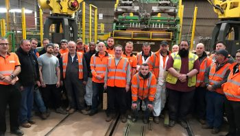 50 years of dedicated service for Michelmersh