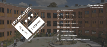 Michelmersh achieves three stars for new Brickmakers Quality Charter