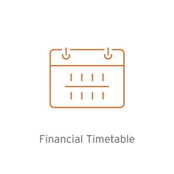 Financial-Timetable